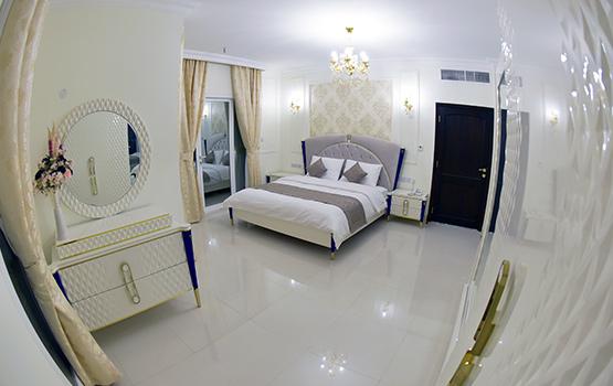 Executive Three Bedroom Suite